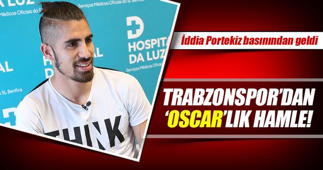 Trabzonspor'dan 'Oscar'lık hamle!