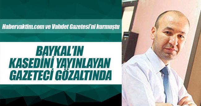 Yener Dönmez gözaltına alındı!