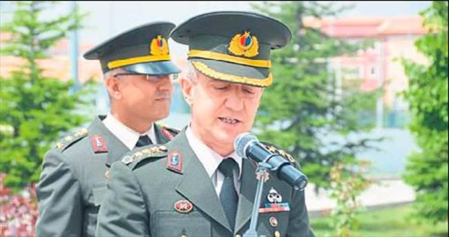Niğde'nin eski alay komutanı tutuklandı