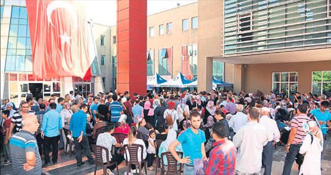 Şahinbey'de Mavikent Konutları'na ilgi büyük