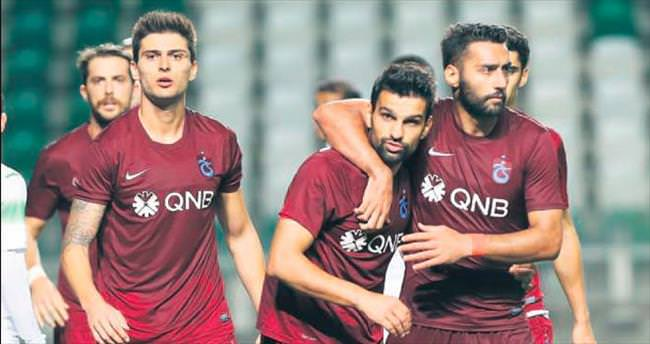 Demir yumruk Trabzonspor