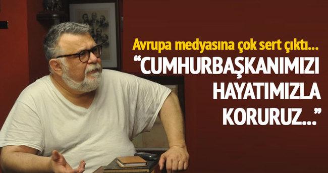 Prof. Dr. Celal Şengör'den Cumhurbaşkanı Erdoğan'a destek
