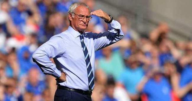 Claudio Ranieri 4 yıl daha Leicester'da