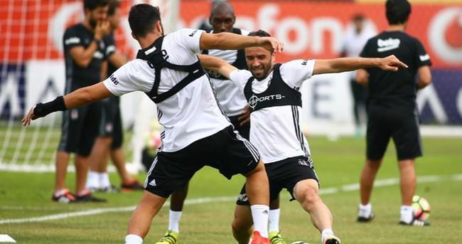Beşiktaş'ta çifte sevinç