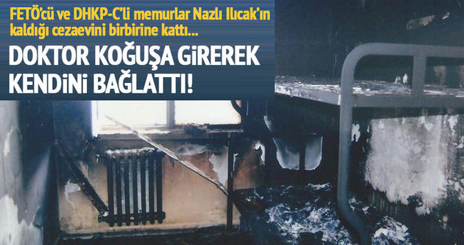 Bakırköy Kadın Kapalı Cezaevi'ndeki isyan girişimi