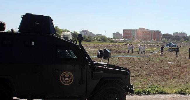 Şırnak'ta PKK'lı teröristler havan saldırısı düzenledi