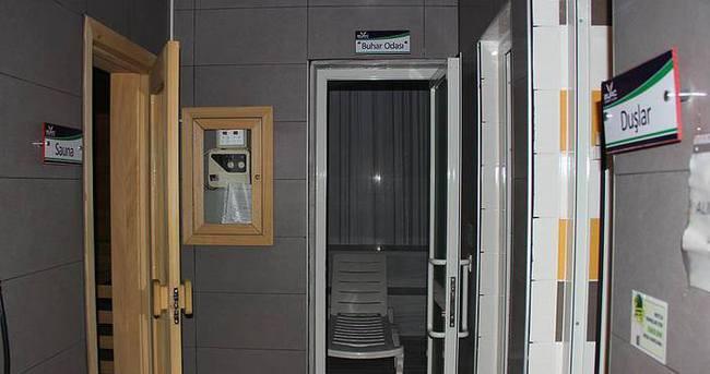 FETÖ'nün kapatılan özel okulundaki 'lüks' görüntülendi
