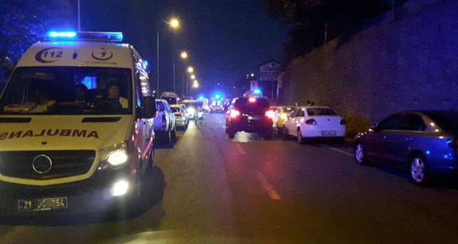 Diyarbakır'da hain saldırı!