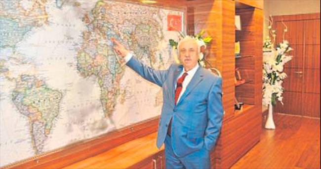 Gaib'in ihracatı 4 milyar doları aştı