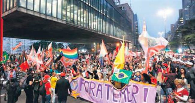 Senato, Rousseff'e yargı yolunu açtı