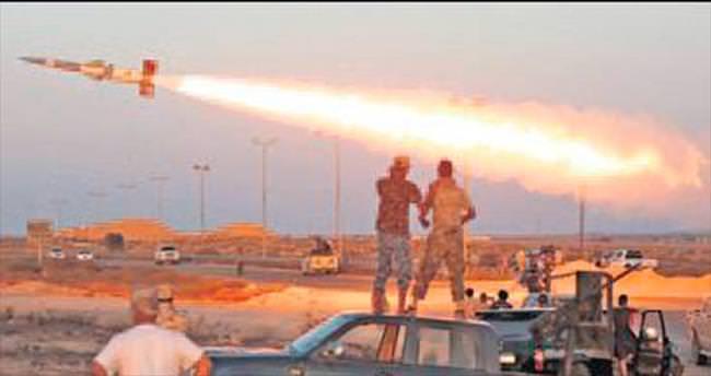 Amerikan özel kuvvetleri Sirte'de