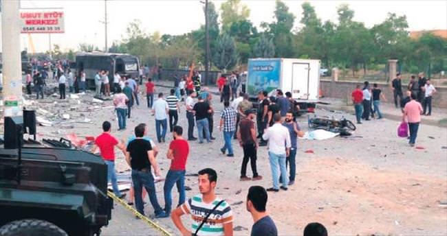 PKK'dan kalleş saldırı: 1'i polis 8 şehit