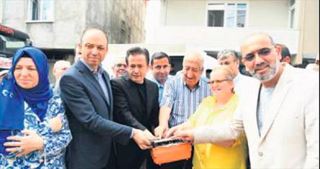 Tuzla Belediyesi'nden yeni cemevi