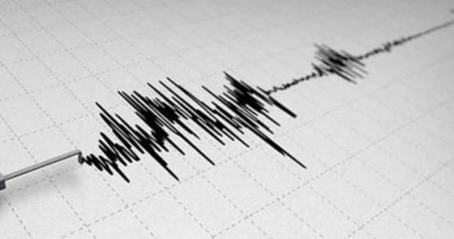 Bolu'da 3.3 şiddetinde deprem