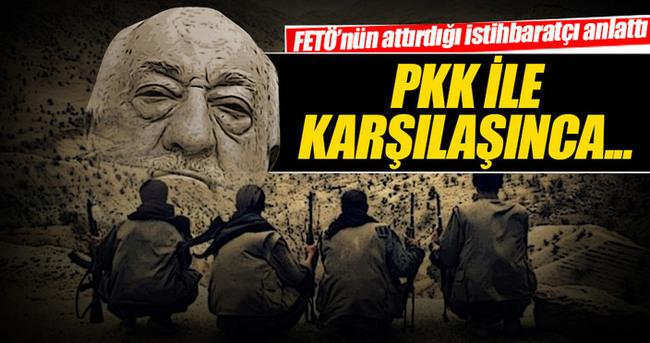 'PKK ile karşılaşınca vurmayın, uzak durun dediler'