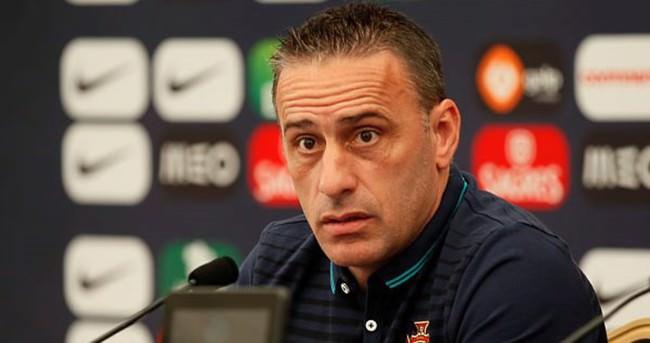 Olympiakos'un yeni hocası Paulo Bento