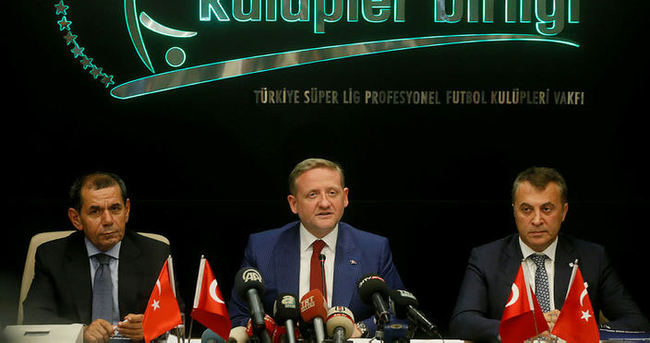 Kulüpler Birliği Vakfı'nda Divan Başkanı Dursun Özbek