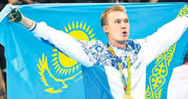 Kazak Balandin tarih yazdı