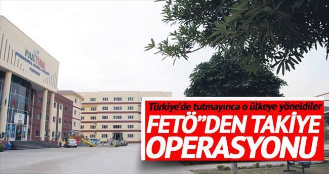 FETÖ'den Pakistan'da takiye operasyonu