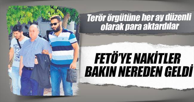 FETÖ'ye nakitler İzmir'den