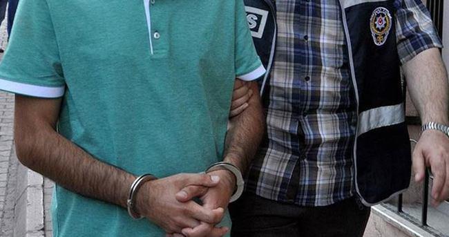Erzurum'da Gülen'in yeğeni tutuklandı