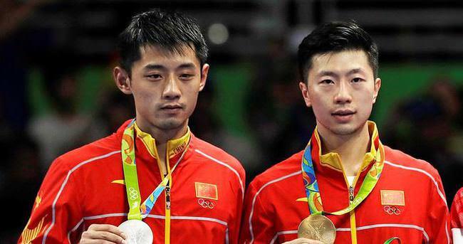 Masa tenisinde Çin işi final!
