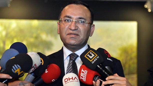 Bozdağ: ABD'li heyet 22 Ağustos'ta Türkiye'ye geliyor