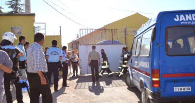 Karaman'da FETÖ'den 18 cezaevi personeli gözaltına alındı