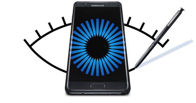 Galaxy Note 7 satışa çıkmadan daha güçlü modeli açıklandı!