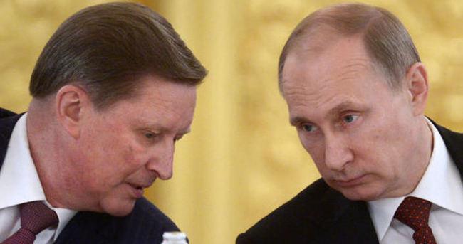 Putin, Kremlin İdaresi Başkanı'nı görevden aldı