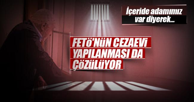 FETÖ'nün cezaevleri halkasının ilk ipuçları da bulundu
