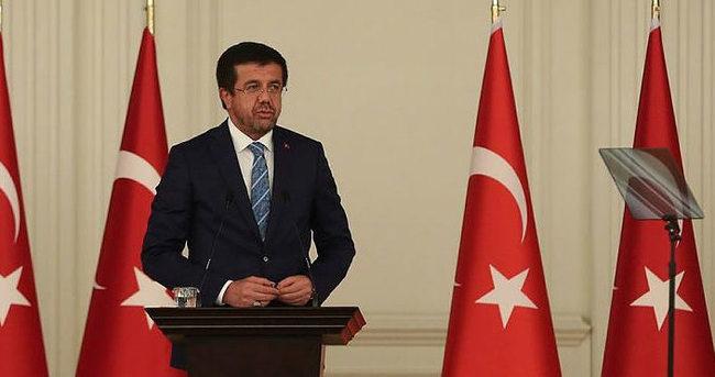 Bakan Zeybekci'den ihracatçılara yeşil pasaport müjdesi