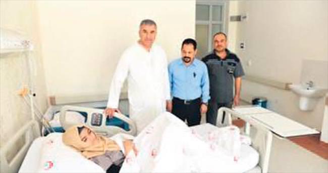 39 Iraklı Türkmen tedavi için Polatlı'da