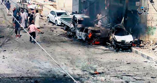 DAEŞ, Suriye'de 2 bin sivili kaçırdı