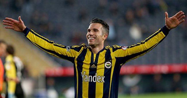 Fenerbahçe'nin yeni transeri: Robin van Persie