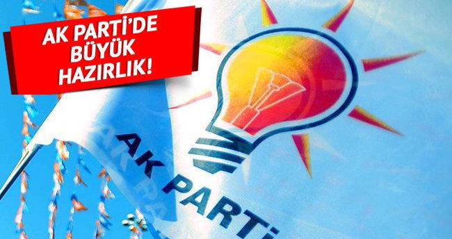 AK Parti kuruluşunun 15. yıl dönümünü anmaya hazırlanıyor