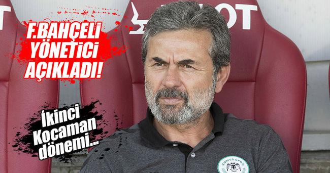 Fenerbahçeli yöneticiden flaş Aykut Kocaman sözleri