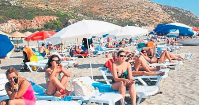 Kaş Patara Plajı'nı belediye işletecek
