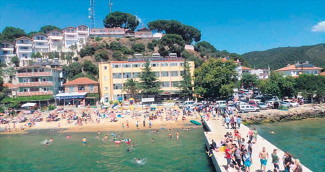 Bursalılar sahillere akın etti