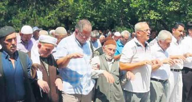 Uludağ'da yağmur duasına çıktılar