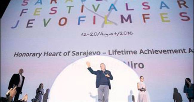Saraybosna'da De Niro rüzgârı