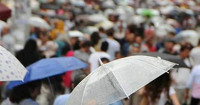 14 Ağustos Pazar yurtta hava durumu