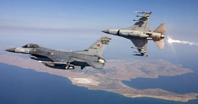 Hakkari-Şemdinli bölgesine hava operasyonu