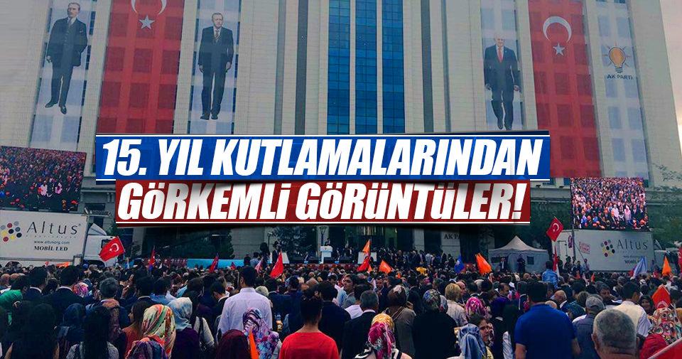 Türkiye tarihinde rekorlarla dolu AK Parti farkı