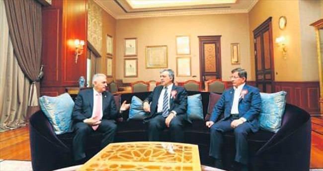 Gül: Şeffaf devleti AK Parti kuracak