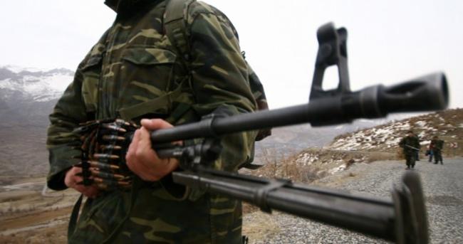 Hakkari'de 2 PKK'lı öldürüldü
