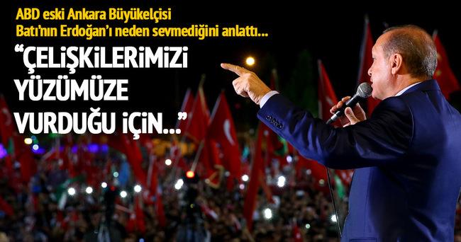ABD eski Ankara Büyükelçisi darbe girişimi hakkında FETÖ'yü işaret etti!