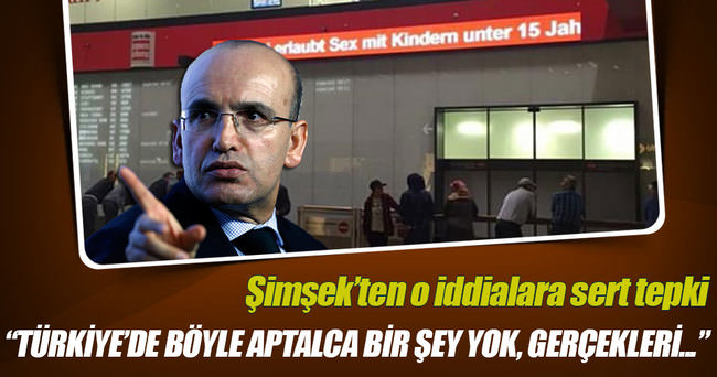 Mehmet Şimşek'ten İsveçli bakana sert tepki!