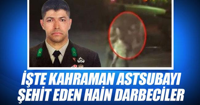 İşte kahraman astsubay Halisdemir'i şehit eden darbeciler
