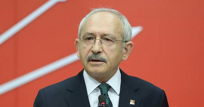 Kılıçdaroğlu: Birliğimize yönelik saldırıları kınıyorum